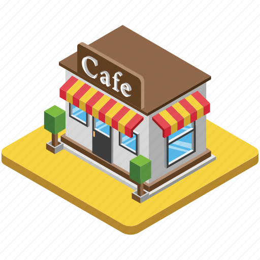 cafe, cafeteria, coffee shop, coffeehouse, restaurant icon