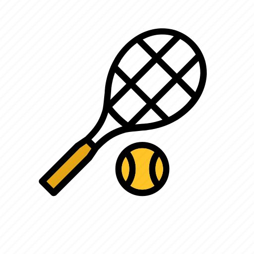 ball, game, plaything, racket, sport, tennis, toy icon