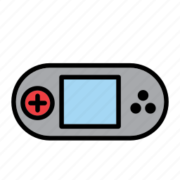 console, game, plaything, toy, toys, videogame, videogames icon
