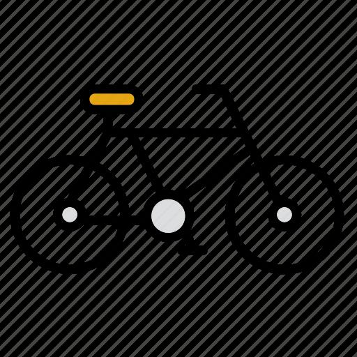 bicycle, bike, game, plaything, toy, toys, transport icon