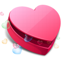 favorites, heart, love, valentine's day icon