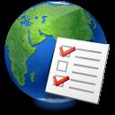 checklist, earth, global, service, world