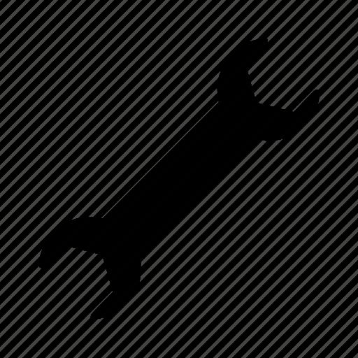 mechanic, plumbing, repair, spanner, tool, utility, wrench icon