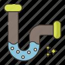 drain, pipe, plumbing, water