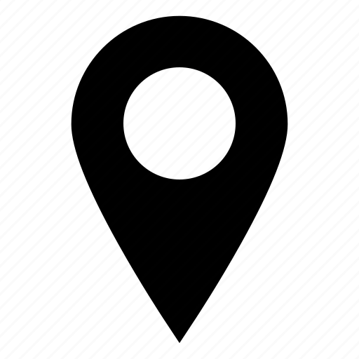 location, locator, place icon