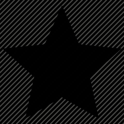 favorite, like, shape, star icon