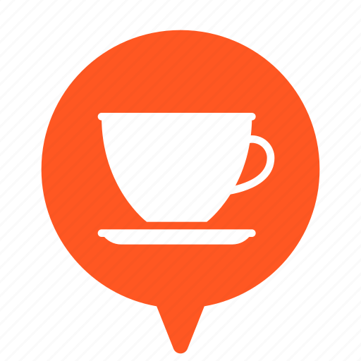 cafe, cafeteria, coffee, coffee bar, coffee shop, coffeehouse, eatery icon