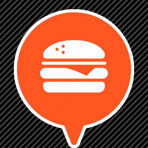 Burger, fast, fastfood, food, hamburger, junk, junkfood icon - Download on Iconfinder