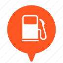 charging, gas, gasoline pump, gaz station, petrol station, power, station icon