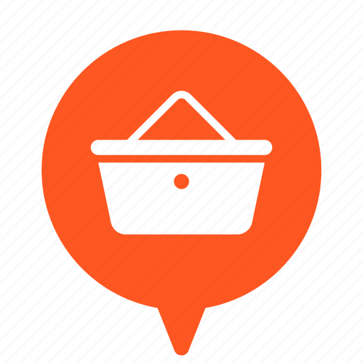 bag, food shop, food stores, grocery, market, shopping, store icon