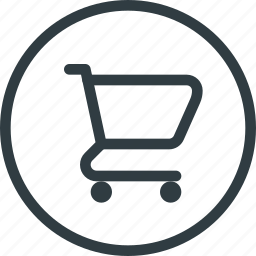 direction, gps, interest, location, map, points, supermarket icon