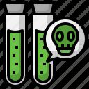 flask, potion, chemistry, liquid, poison