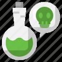 poison, toxic, death, skull, venom