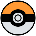 cinema, film, game, go, movie, play, pokemon icon