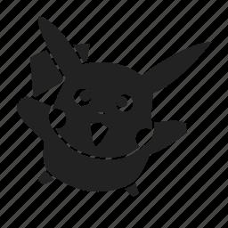 games, pikachu, pokeball, pokemon icon