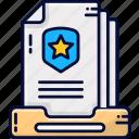case, folder, archive, data, notes