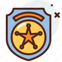 badge, order, law, protect
