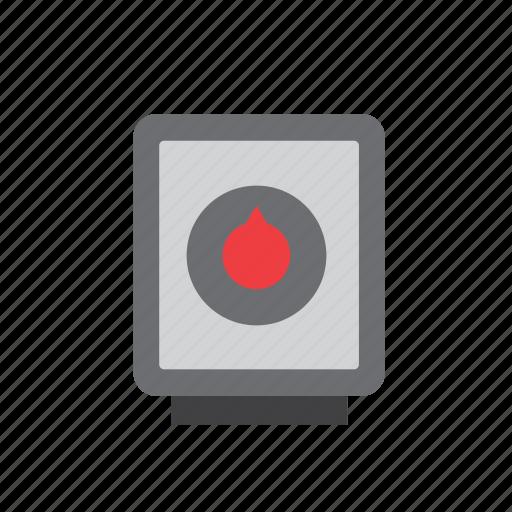 bank, box, money, safe, safe-deposit icon