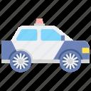 police, cruiser, law, car