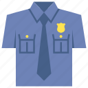 police, uniform, law, justice