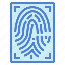 evidence, fingerprint, identification, recognition