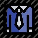 blazer, business, businessman, political, politics, shirt, suit icon