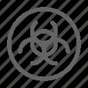 contamination, pollution, toxic icon