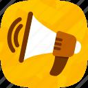 communication, alert, talk, announcement