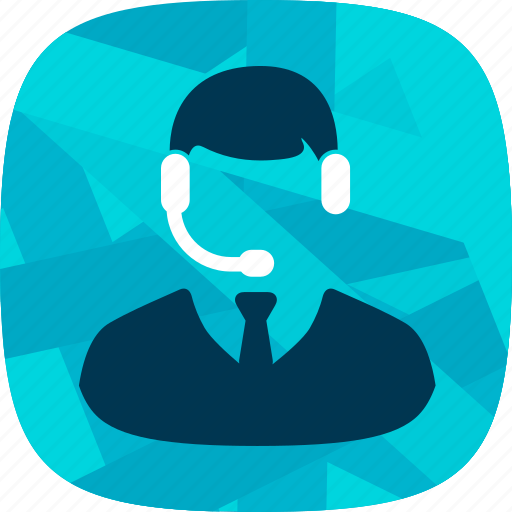 call center, help desk, support icon