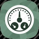 control center, dashboard icon