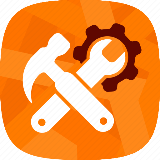 fix, maintenance icon