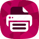 print, print document icon
