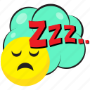 sleep sign comic bubble, snoring sound, zzz, zzz comic bubble, zzz pop art icon