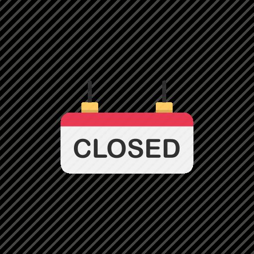 Closed, shop, unaccessible, unavailable icon - Download on Iconfinder