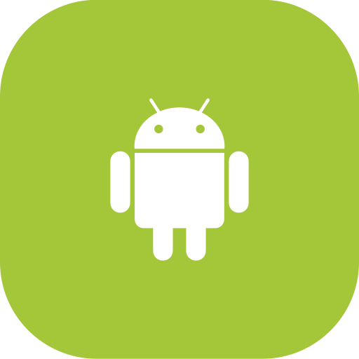android, smartphone, technology icon