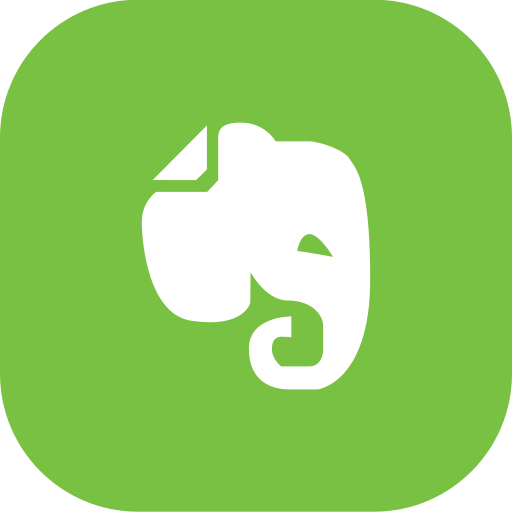 evernote, note, text icon