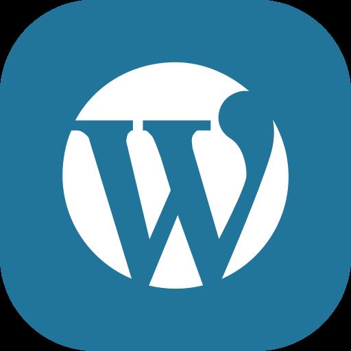 blog, blogging, wordpress icon