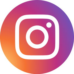 circle, instagram, photos, round icon, social media, social network icon