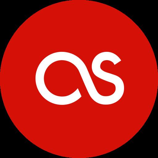 circle, fm, last, last fm, round icon icon