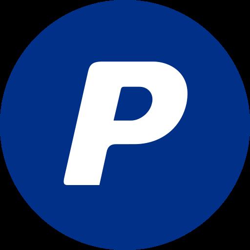 circle, paypal, round icon icon