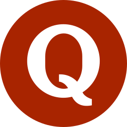 circle, forum, quora, round icon icon