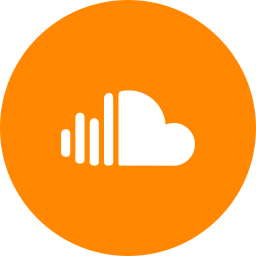 circle, cloud, music, round icon, sound, sound cloud icon