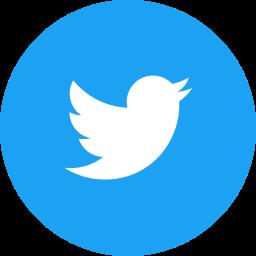 circle, microblog, round icon, social media, social network, twitter icon