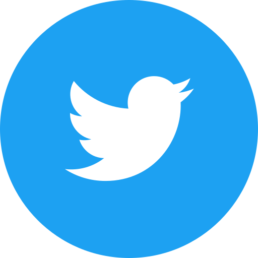 Image result for twitter round icon
