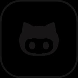 github, line icon