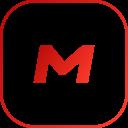 line, mega icon