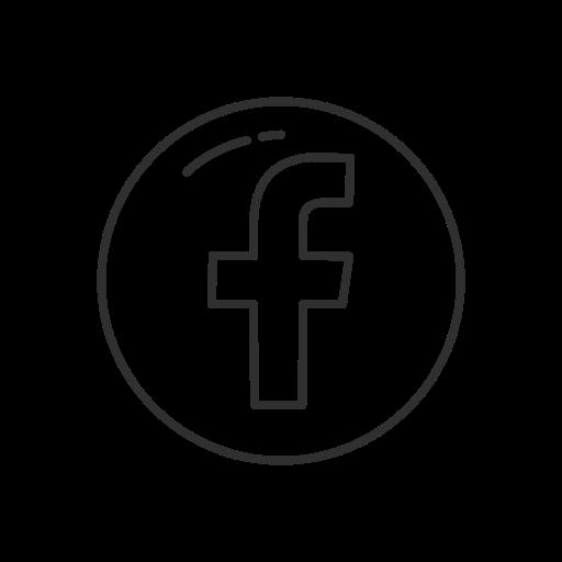 Facebook, social media, facebook logo, facebook button icon - Free download