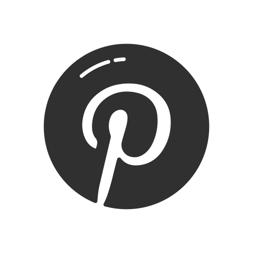 logo, pinterest, pinterest logo, website icon