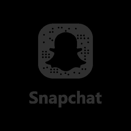 Snapchat Logo and Text