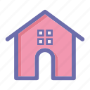 home, online, social market, web, web page icon